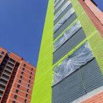 Покраска фасадов Тихий центр