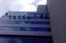 Профессиональная мойка окон и фасадов