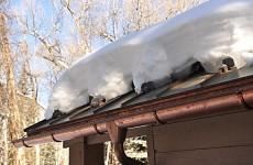 Снегозадержание: безопасные крыши многоснежной зимой